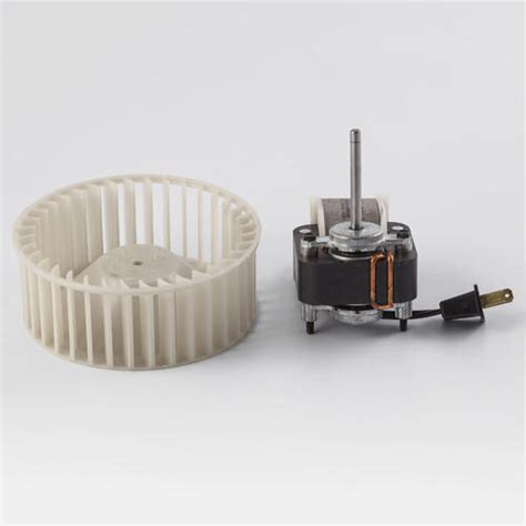 exhaust fan motor replacement broan replacement ventilation fan motor and blower wheel