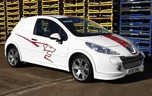 Peugeot 207 Sports Van Photo 1 2636