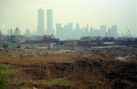 jersey city industrial wasteland   world trade cen