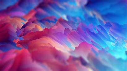Clouds Colorful Wallpapers Blurry Painting Abstract Desktop
