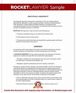prenup template playbestonlinegames With online prenuptial agreement template