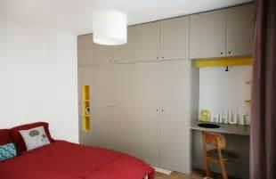 Idée Aménagement Bureau by Indogate Com Petite Chambre Avec Dressing