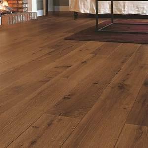 Laminat Auf Fußbodenheizung : uf1001 eiche dunkelge lt vintage laminat holz und vinylb den ~ Markanthonyermac.com Haus und Dekorationen