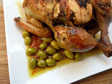 poulet cuisine 12 plats qui classent la cuisine marocaine la meilleure au