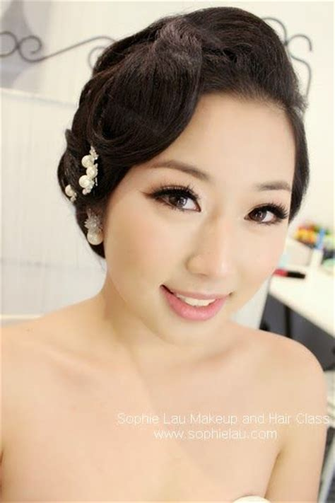 Chinese Wedding Makeup Looks Mugeek Vidalondon