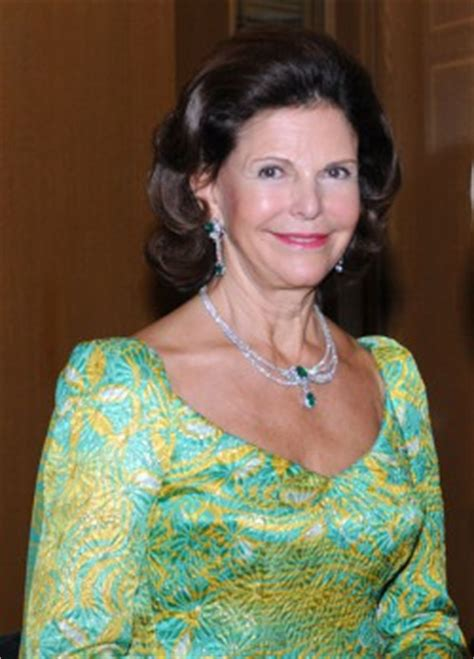 Drottning Silvia | Celebrities lists.