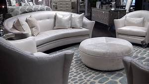 Bel Air Park Living Room Sofa Set By Michael Amini Jane