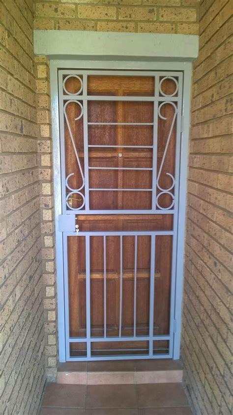 security gates  burglar proofing  improved security