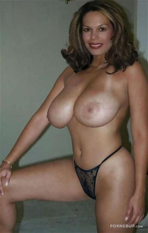 Hot Topless Milf - Porned Up!