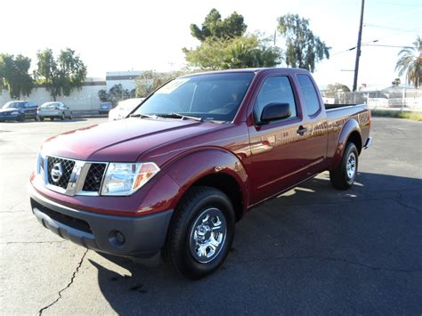 2007 Nissan Frontier Xe King Cab