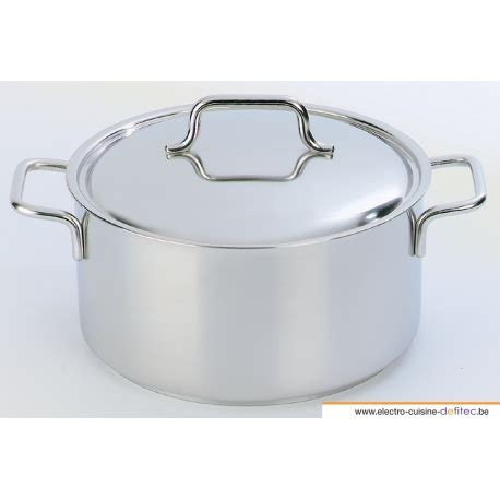 Demeyere Dressing Latest Conical Sauce Pan Stainless