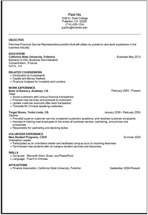 best resume for part time jobs for senior citizens career center part time resume sle