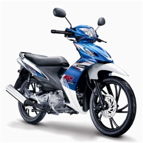 22 daftar harga motor bebek suzuki terbaru hargamotor