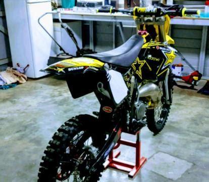 Suzuki Rm Parts by Rm 125 Parts Brick7 Motorcycle