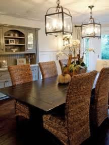 Coastal Dining Room Sets Photos Hgtv