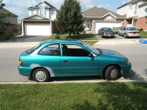 1996 hyundai accent information and photos zomb drive