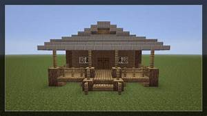 How to Make A Small Minecraft House - YouTube