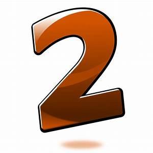 Number 2 Clipart - Clipartion.com  2