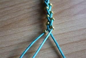 Comment Faire Un Bracelet En Perle : bracelet br silien perle tuto ~ Melissatoandfro.com Idées de Décoration