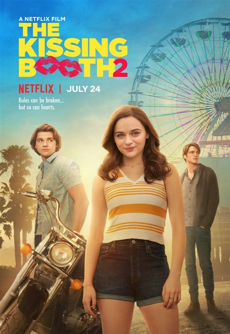 joey king reveals release date   kissing booth