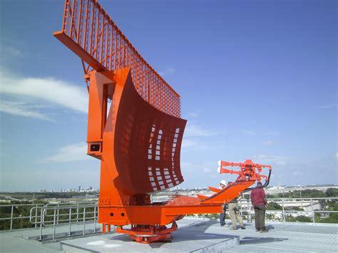 air surveillance radar tower asr  wileywilson