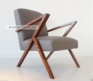 Designer Lounge Sessel : retro chair danish design lounge relax tv sessel mid century stuhl 50er 60er 60s ~ Whattoseeinmadrid.com Haus und Dekorationen