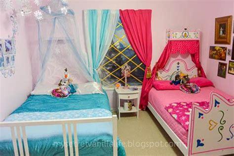 disneys frozen bedroom designs diy projects craft ideas