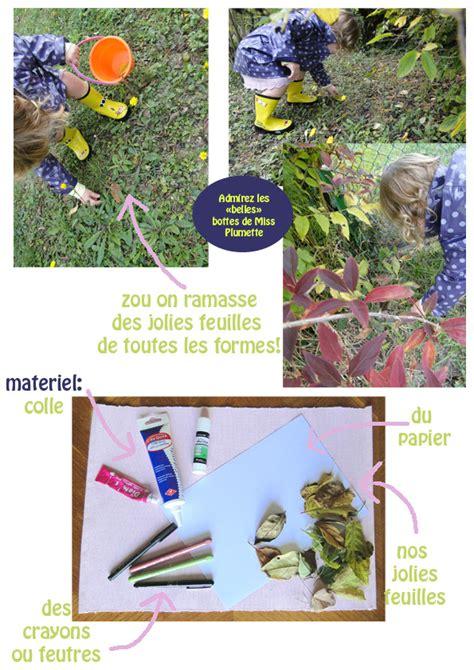 L'activité Du Mercredi Les Feuilles D'automne! Allo