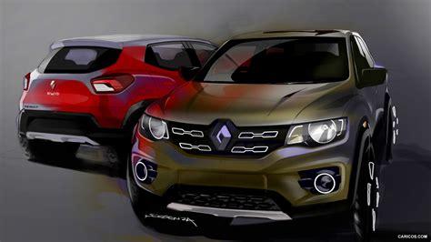 Renault Kwid Wallpaper by 2016 Renault Kwid Design Sketch Hd Wallpaper 19