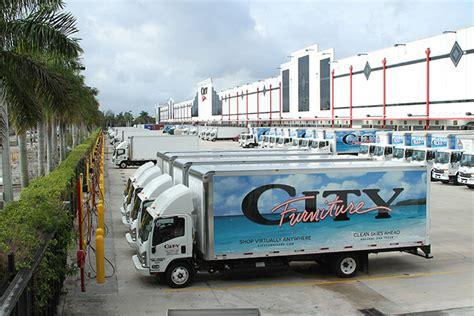 major south florida company giving  percent  profits