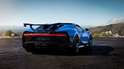 Bugatti has been producing sports cars homologated for public roads for over 110 years. Bugatti Chiron Pur Sport 2020 5K 4 Wallpaper | HD Car Wallpapers | ID #14632