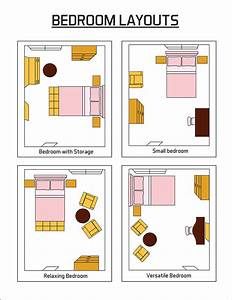 Bedroom layout ideas design pictures designing idea for Designing a bedroom layout