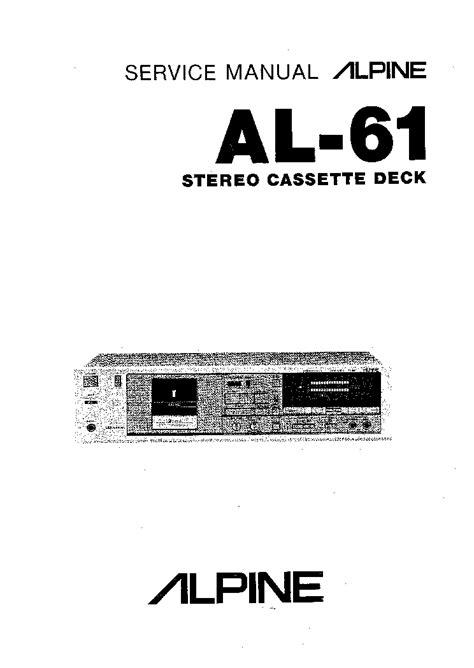free alpine sec 8027 manual heavysoftware