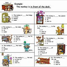 Prepositions  Marisol's Buzzy English