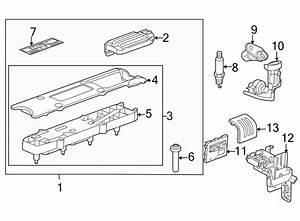 Oldsmobile Alero Ignition Control Module  Liter