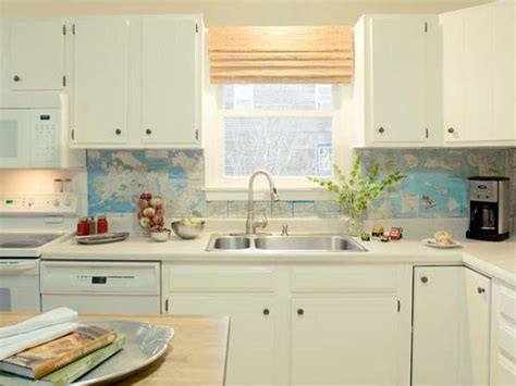 cost of kitchen backsplash 20 low cost diy kitchen backsplash ideas and tutorials