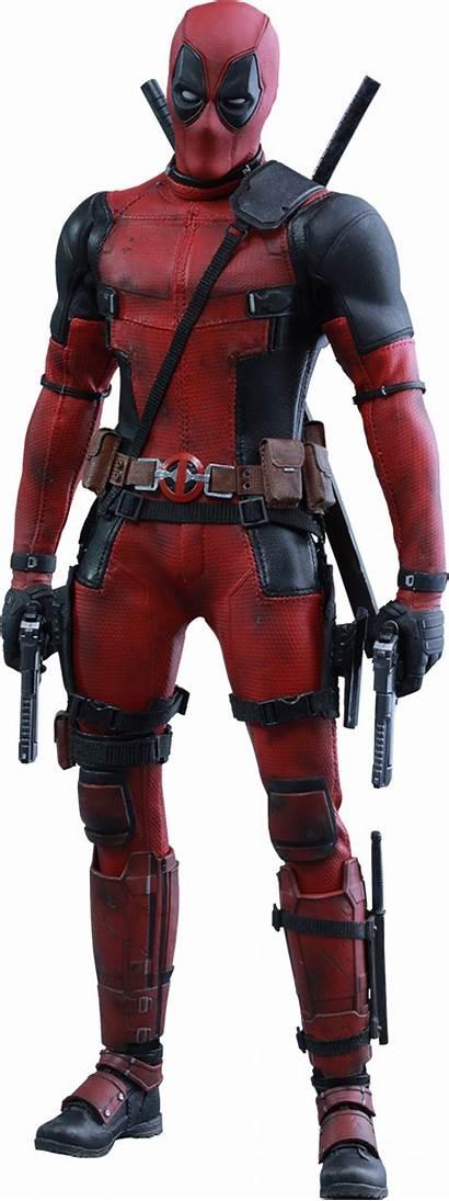 Deadpool Toys Figure Sixth Scale Trans