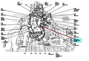 similiar ford engine diagram keywords ford 460 engine diagram