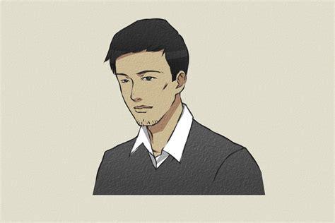 4 Ways To Draw A Man Wikihow