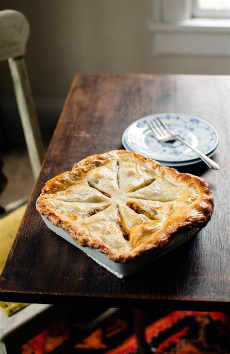 Roasted Root Vegetable Pot Pie  Earthy Feast