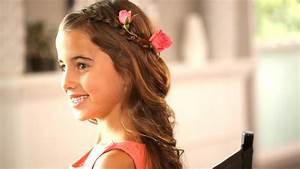 Easy to Do Flower Girl Hairstyles (Wedding) || KIN BEAUTY ...