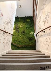 Decoration Murale Montee Escalier : stunning deco cage escalier gallery design trends 2017 ~ Dailycaller-alerts.com Idées de Décoration