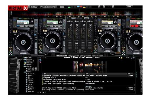 virtual dj 8.0 free download full version