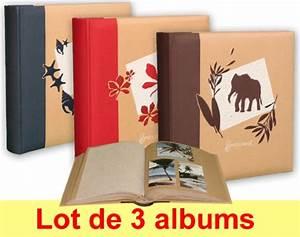 Acheter Album Photo : album photo 400 photos 10x15 pas cher ~ Teatrodelosmanantiales.com Idées de Décoration