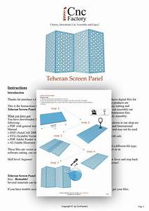 Teheran Screen Panel Cncfactory Designs And Produces