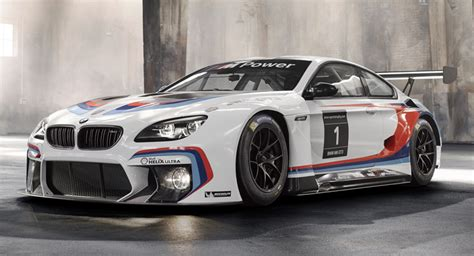 Bmw M6 Gt3 Finally Shows Its Racing Colors