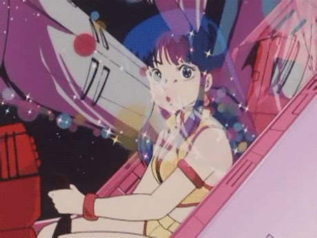 cool vintage anime 90s scifi