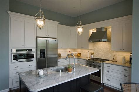 L Shaped Kitchen Remodel Ideas - contemporary u shaped kitchen houzz part 71 spectraair com