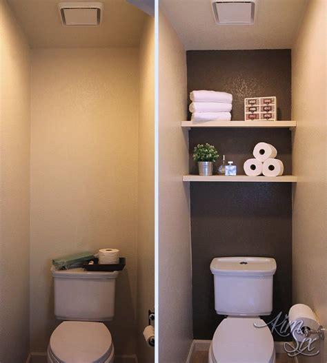 bathroom closet storage ideas water closet makeover hometalk fall diy inspiration