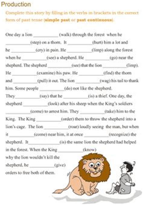 grade  grammar lesson  verbs  simple  tense